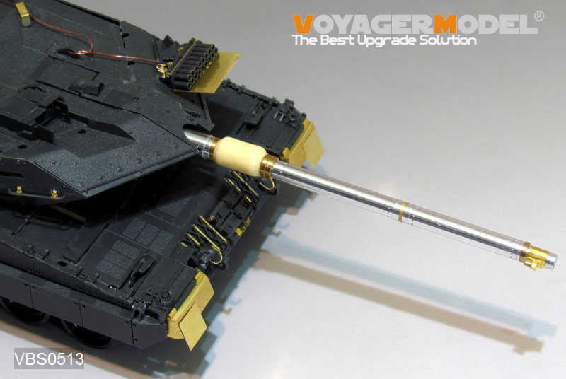Voyager VBS0513 1//35Modern German Rh-M-120 L//55 120mm Gun Barrel Leopard2A7 used