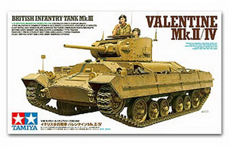 Voyager PE 1//35 WWII British Valentine Mk.II//IV Infantry Tank basic PE35895