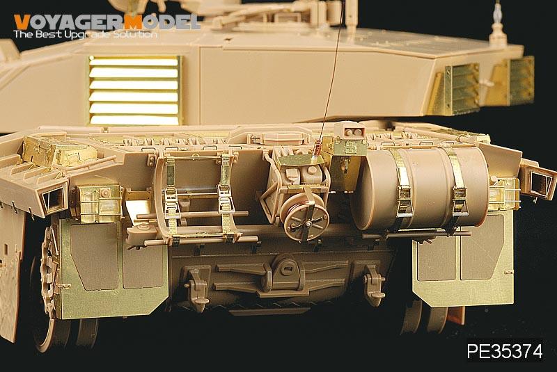 PE35374 PE for Modern British Challenger 2 MBT VOYAGER desertised